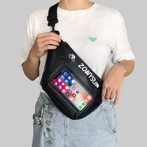 【Buy 2 Get 15% Off】Waterproof Touch Screen Messenger Bag