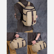 Outdoor Large Capacity Multi-carry Backpack Handbag Crossbody Bag