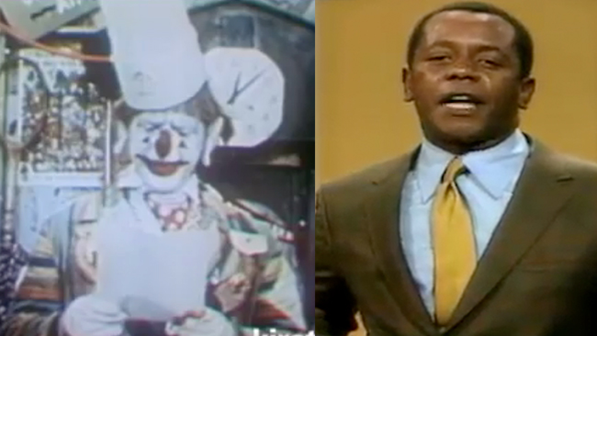 J.P. PATCHES PARODIES COMEDIAN FLIP WILSON