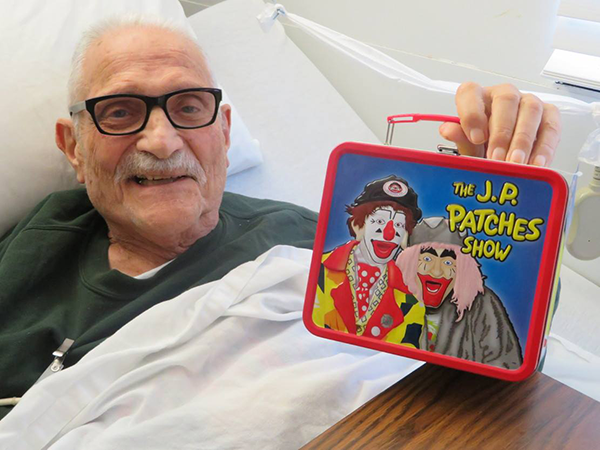 Bob and Lunchbox