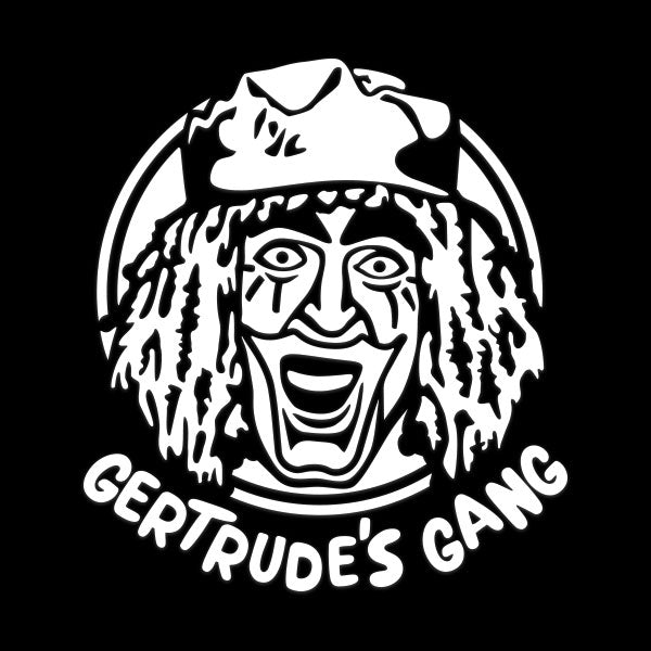 Gertude's Gang Vinyl Decal