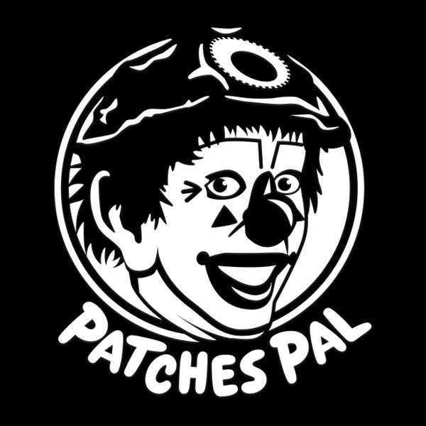 Patches Pal Vinyl Decal