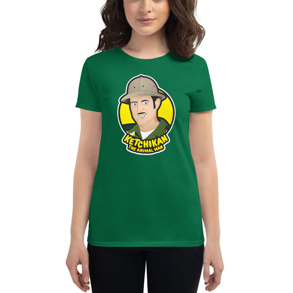 Ketchikan The Animal Man Women's T-shirt