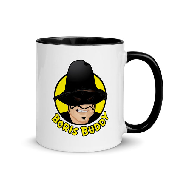 Boris Buddy Mug