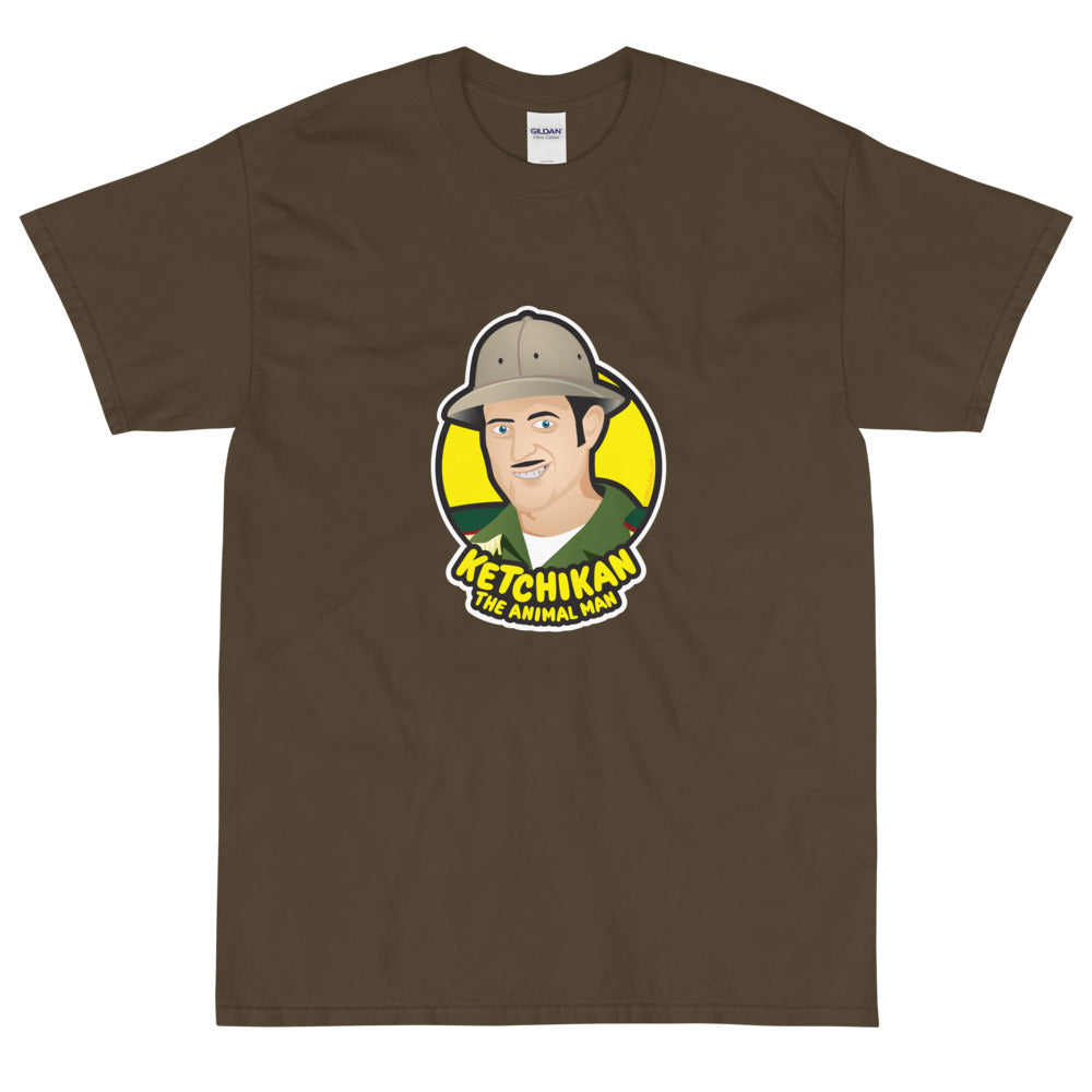 Ketchikan The Animal Man T-Shirt