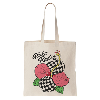 HIGH-BISCUS TOTE BAG