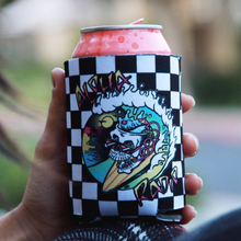 Load image into Gallery viewer, SIPPING SKULL DRINK KOOZIE