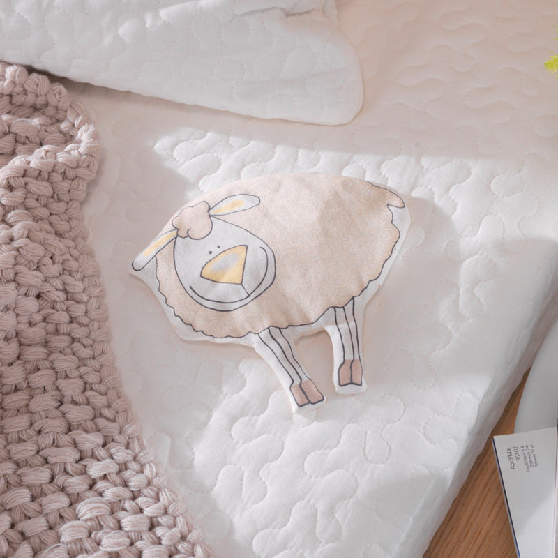 Guatero natural Sheep Beige
