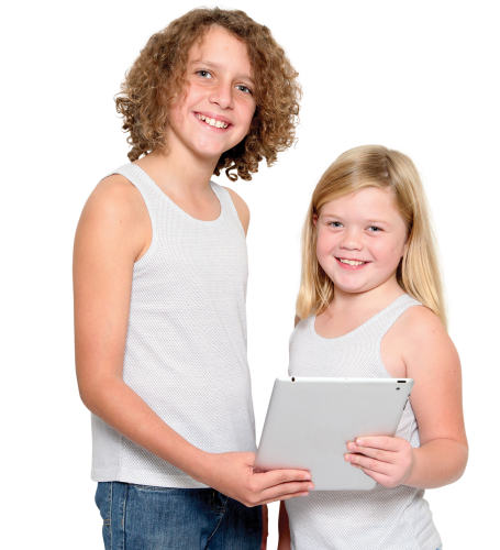 Wi-Se Shielding Singlets for Kids