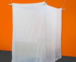 Single Shielding Bed Canopy (made to order)