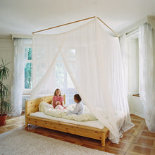 Load image into Gallery viewer, Queen Shielding Bed Canopy (made to order)