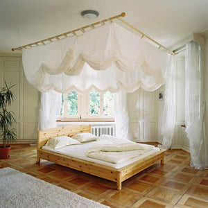 Queen Shielding Bed Canopy (made to order)