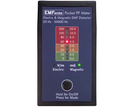 PF5 - Power Frequency 5 (ELF & VLF) Meter