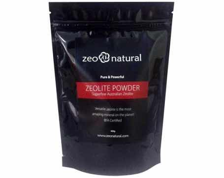 Zeo Natural Zeolite Powder