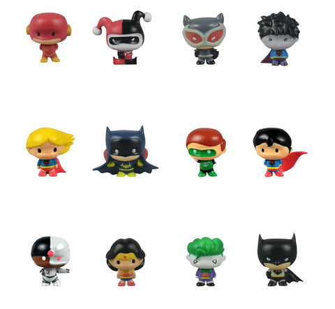 DC Comics Chibi Vending Machine Figures in Bulk 100 Pcs