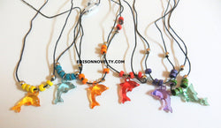 Dolphin Necklaces (12 Per Order) Children Novelty Party Favor