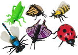 Insect Finger Puppets 1 dozen