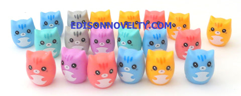 Kitty Cat Pencil Toppers (20)