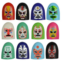 20 Luchadores Thumb Wrestlers
