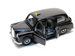 London Taxi Diecast with Pullback Action