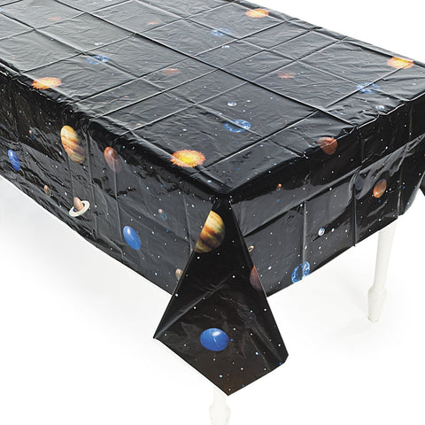 Outer Space Tablecover (Plastic)