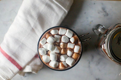 Our favorite hot chocolate recipe!