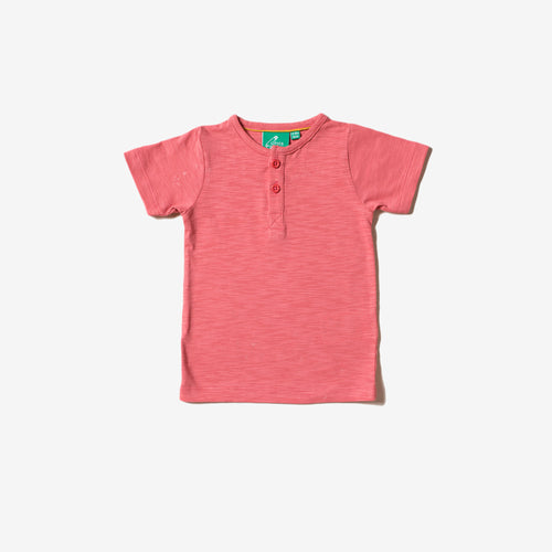 Little green radicals Sunset Pink Everyday Tee