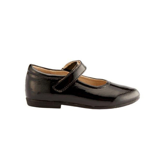 Old soles brule sista mary jane in black patent