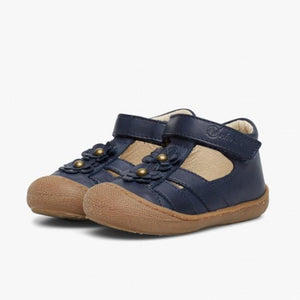 Naturino Maggy Navy Baby Sandals