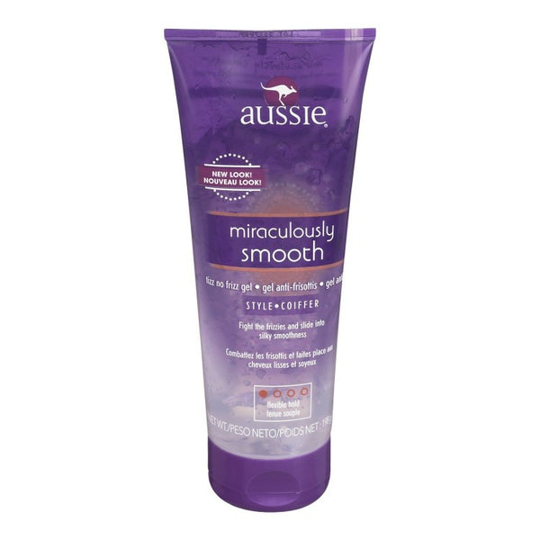 Aussie Gel Tizz No Miraculously Smooth - 7oz/12pk