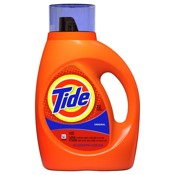 Tide Liq. 2X Original - 50oz/6pk