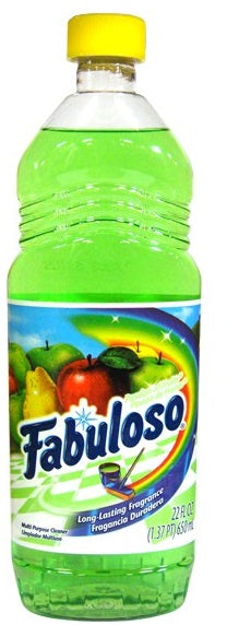 Fabuloso Passion Fruit - 22oz/12pk