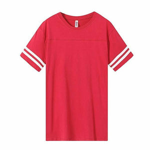 WOMENS Varsity Game Day S/S Tee - Red