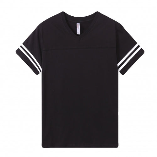 WOMENS Varsity Game Day S/S Tee - Black