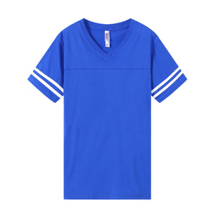 WOMENS Varsity Game Day S/S Tee - Royal Blue