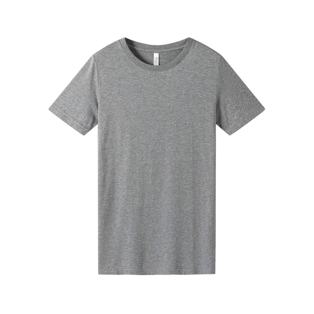 WOMENS Bamboo Cotton S/S Tee | UPF Protection Shirt - Heather