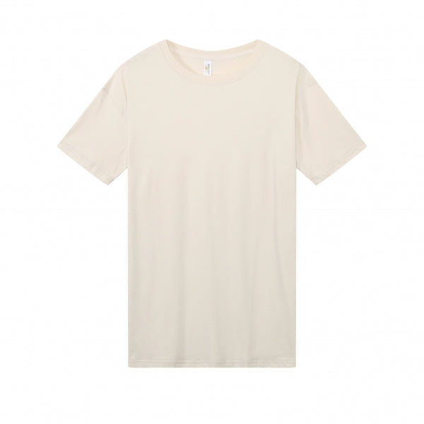 MENS Bamboo Cotton S/S Tee | UPF Protection Shirt - Sand