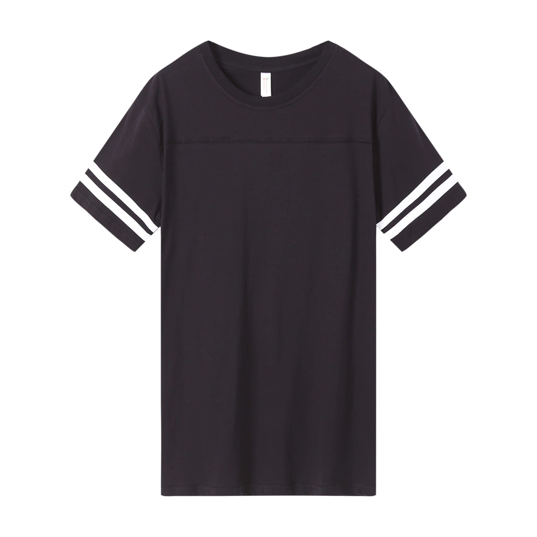 YOUTH Varsity Game Day S/S Tee - Black