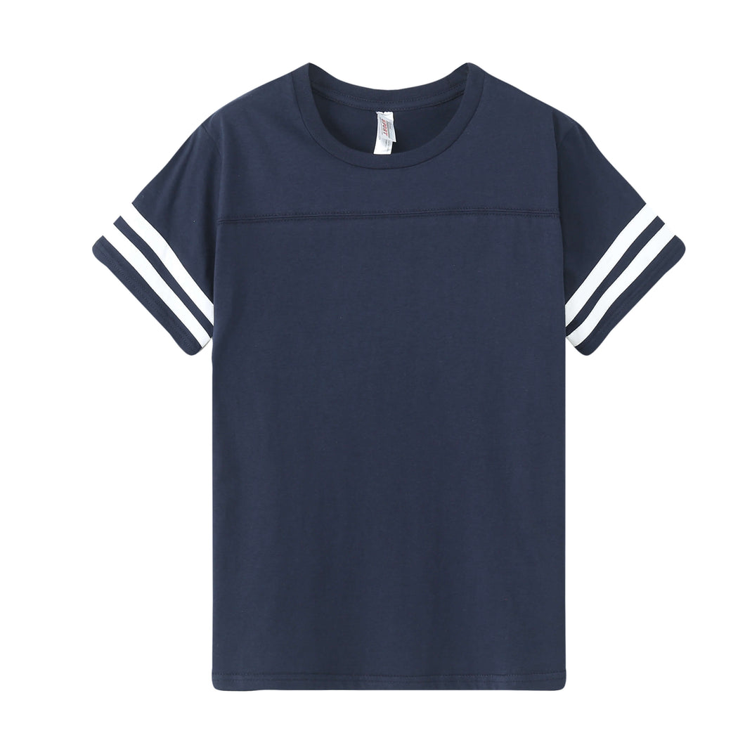 MENS Varsity Game Day S/S Tee -Navy