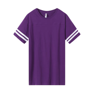 YOUTH Varsity Game Day S/S Tee - Purple