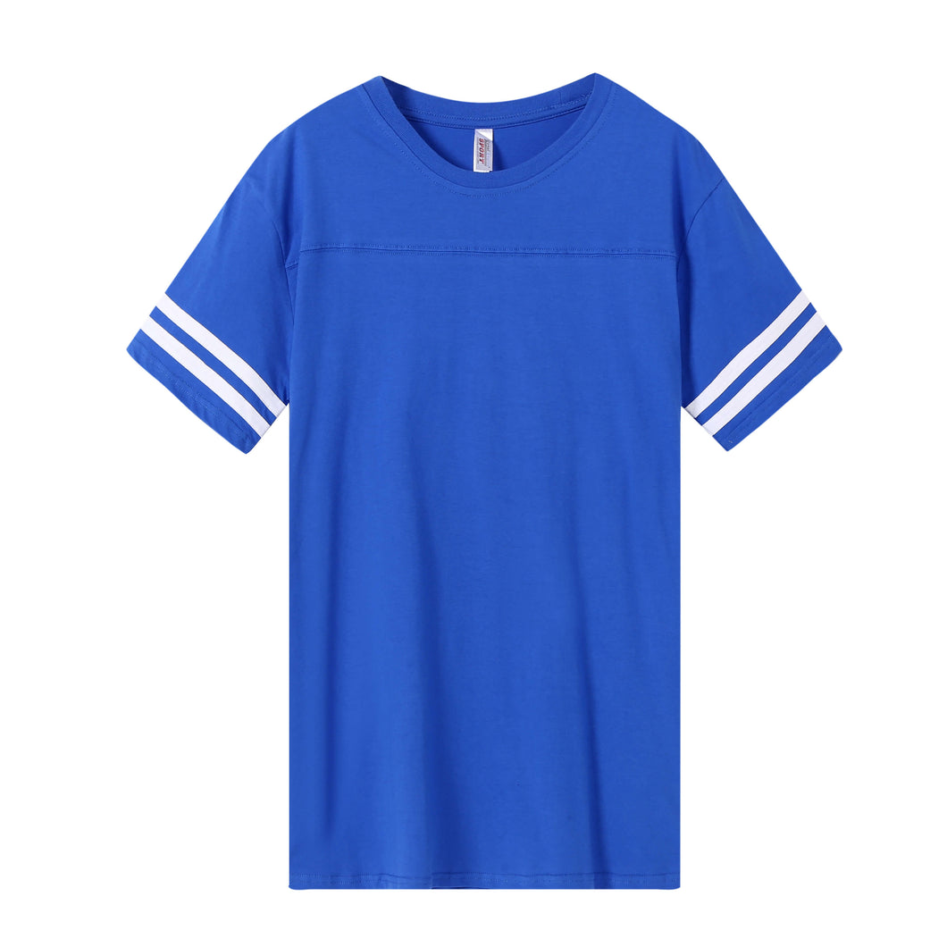 YOUTH Varsity Game Day S/S Tee - Royal Blue