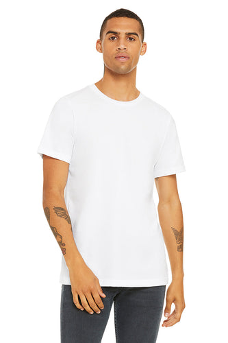 MENS 100% Cotton S/S Tee - White