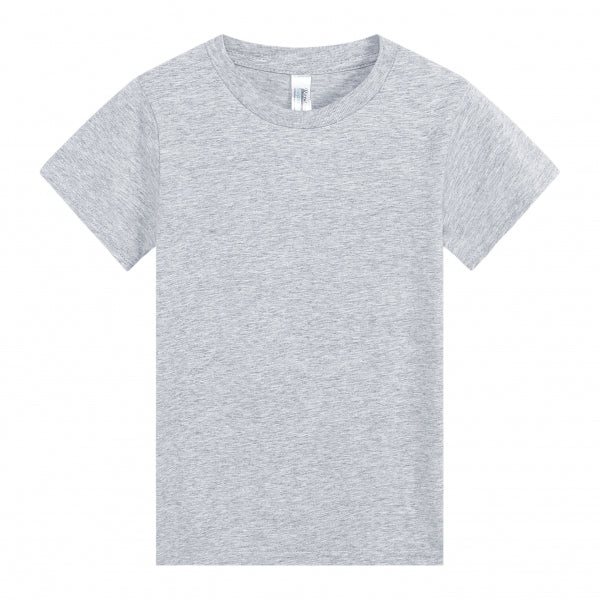 BABY Super Soft 100% Cotton Ring Spun Tee - Heather