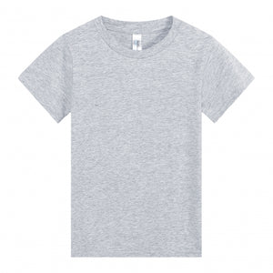 TODDLER Super Soft S/S Tee - Heather Grey