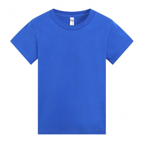 TODDLER Super Soft S/S Tee - Royal Blue