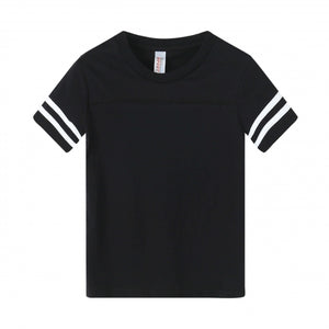 TODDLER Varsity Game Day S/S Tee - Black