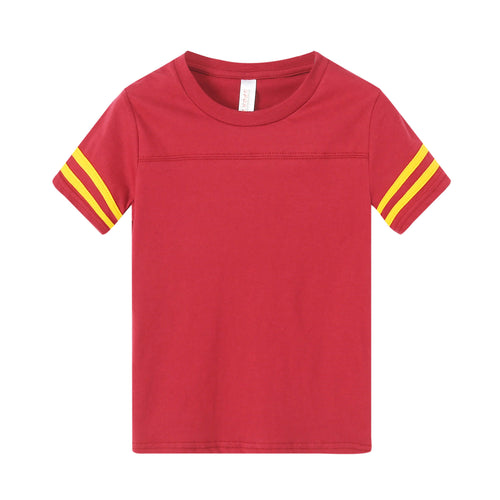 TODDLER Varsity Game Day S/S Tee -  Cardinal Red