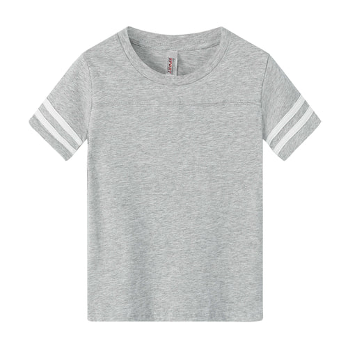 TODDLER Varsity Game Day S/S Tee - Grey