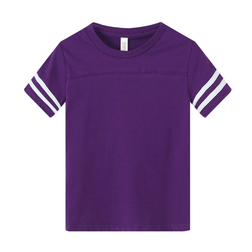 TODDLER Varsity Game Day S/S Tee Purple