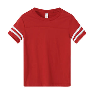 TODDLER Varsity Game Day S/S Tee - Red